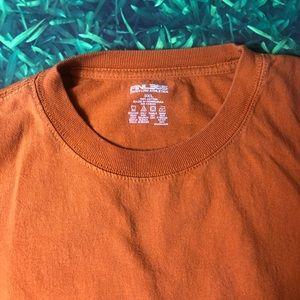 Vintage 3xl Orange T-Shirt finish line athletic
